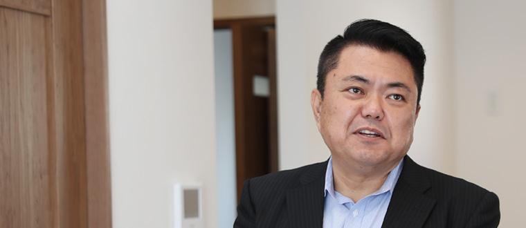 有限会社 東海不動産 代表取締役社長比屋根 浩
