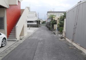 沖縄市泡瀬売地物件